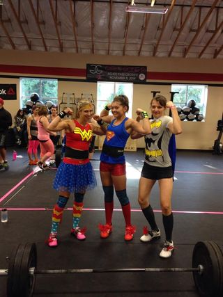 Team Breast Ever SuperHeroes