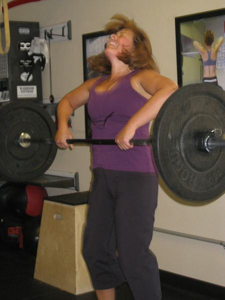 Deb Hang Cleans