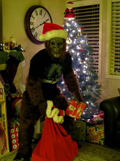 Squatch Who Stole Christmas