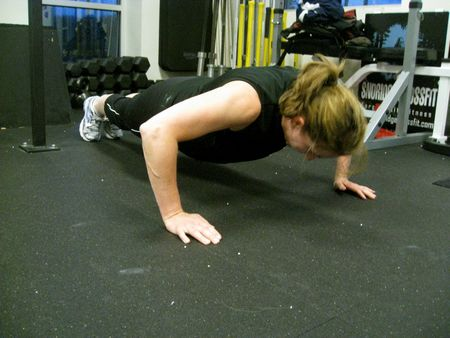 Laura Push-up