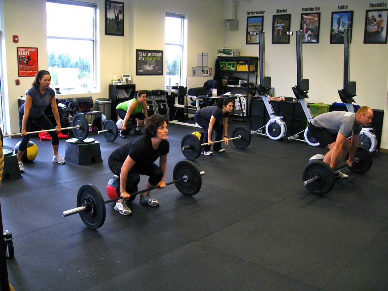Fran Snoridge Crossfit Circuit Training Timer Go