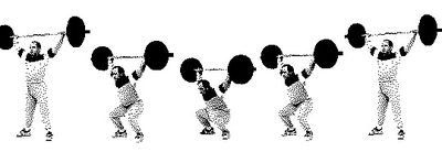 Overhead Squat Sequence