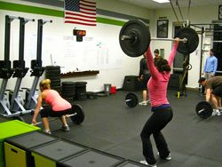 McKenzie_Power Snatch_lulu