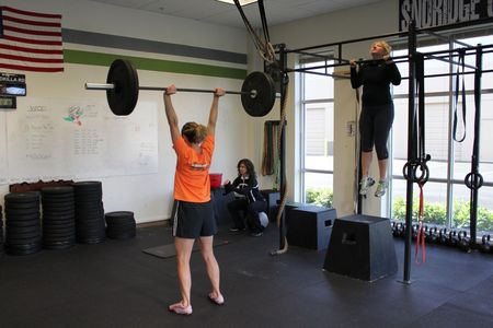 Clean and Jerk Cindy