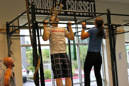 Couples Pullups