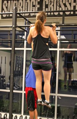 Rona_Strict Pull-up