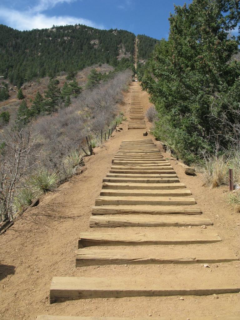 Bon The Incline Trail. U201c