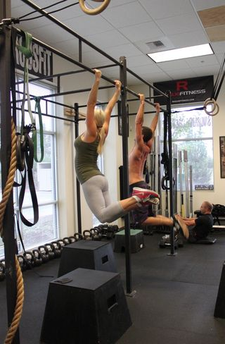 Couples Pull-ups