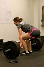Lumberjack 20 WOD - Deadlift