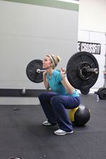 Back Squat_Katie