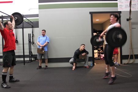 Rob and Lucy_Open WOD 1