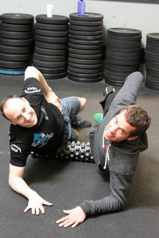 Knobby Foam Roller Buddies
