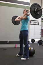 Power Clean_Katie