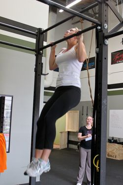 Mollie_1st Pull-up