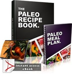 PaleoRecipe3covers