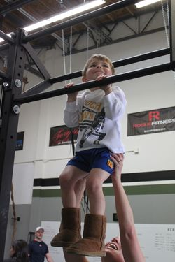 Levi_1st Pull-up