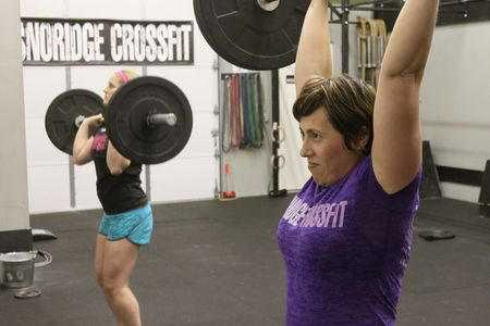 Nadia and Lindsta_Push Press