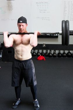 Jeremy_Power Clean
