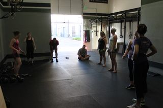 Mobility WOD Instruction