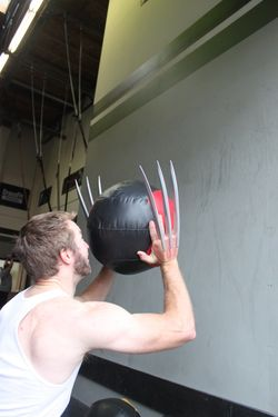 Wolverine Wall Ball