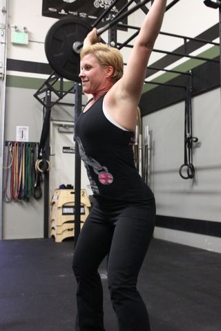 Amy_Power Snatch