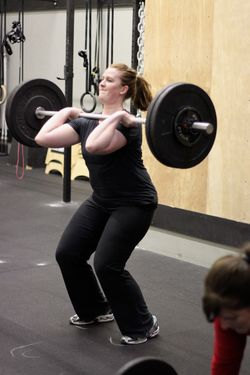 Christa F_Power Clean - 4