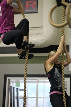 Rope Climbs