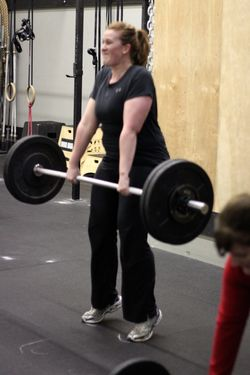Christa F_Power Clean - 2