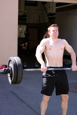 Power Clean_Spencer