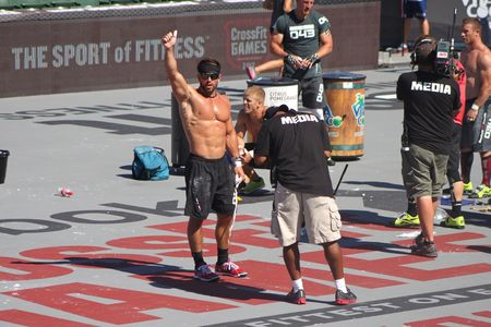 Froning Wins