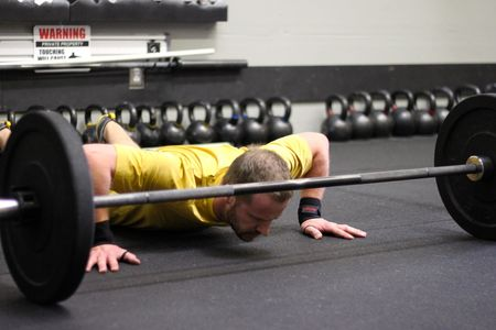 Trapper_Bar Facing Burpee