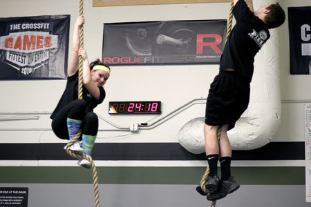 1st Rope Climbs