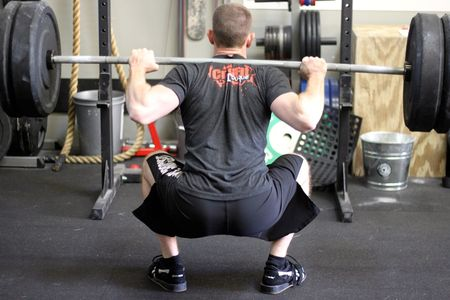 Back Squat_Rob W
