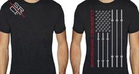 Flag Black shirt