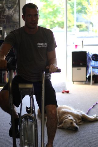 Airdyne_Sean and Zoe
