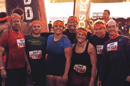 Tough Mudder Crew 2013