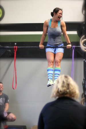 1st Bar Muscle-up_Teri