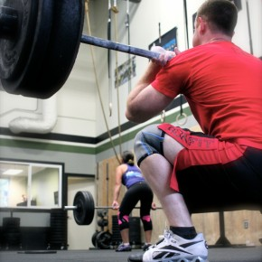 Hang Cleans