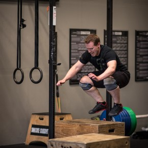 SnoRidge CrossFit_Jeremy by Rob W