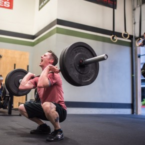 SnoRidge CrossFit_Cleans by Rob W