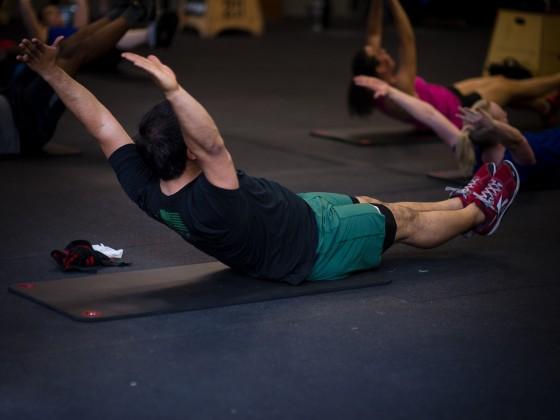 SnoRidge CrossFit_Hollow Rock_by Rob W