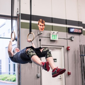 SnoRidge CrossFit_MU with CodyHead by Rob W