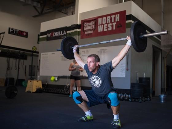 SnoRidge CrossFit_OHS by Rob W