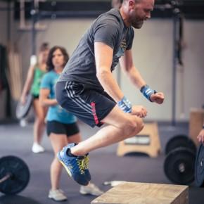 SnoRidge CrossFit_Box Jump by Rob W