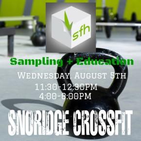 SFH Sampling Flyer
