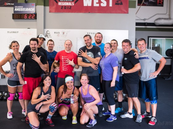 SnoRidge CrossFit_500 WOD by Rob W