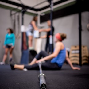 SnoRidge CrossFit_Roll Out by Rob W