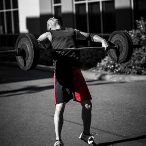 SnoRidge CrossFit_Snatch by Rob W