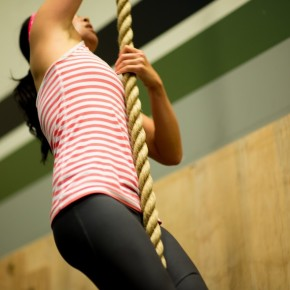 SnoRidge CF_Rope Climb