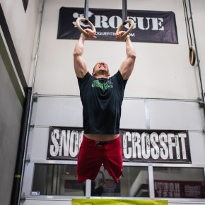 SnoRidge CrossFit _Muscle up